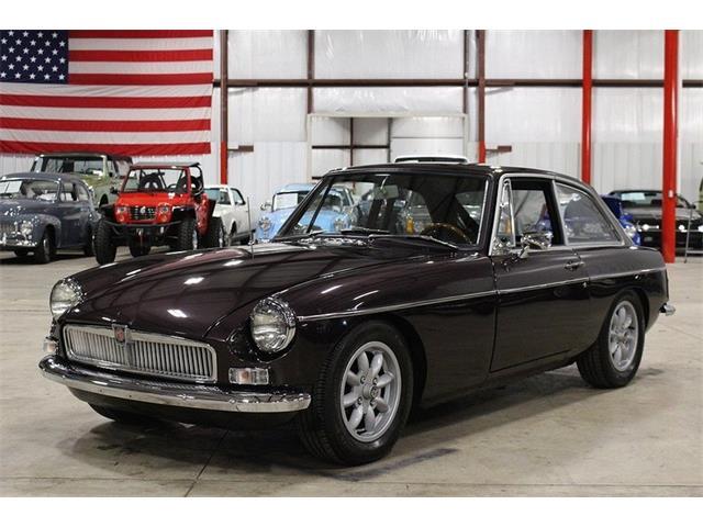 1967 MG BGT | 937055