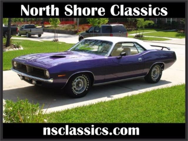 1970 Plymouth Cuda   937064