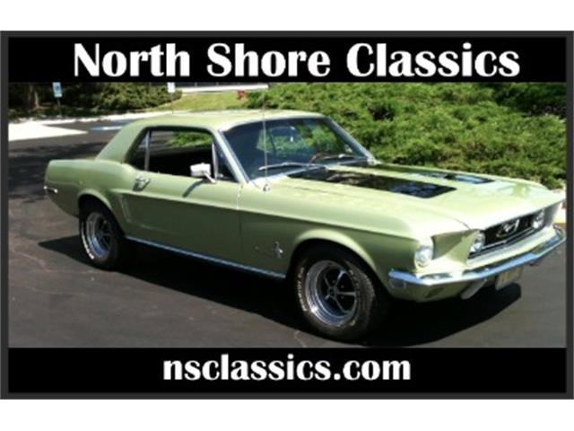 1968 Ford Mustang | 937066