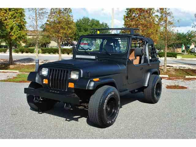 1995 Jeep Wrangler | 937074