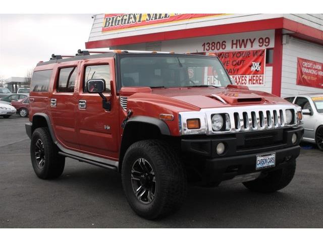 2003 Hummer H2 | 937076