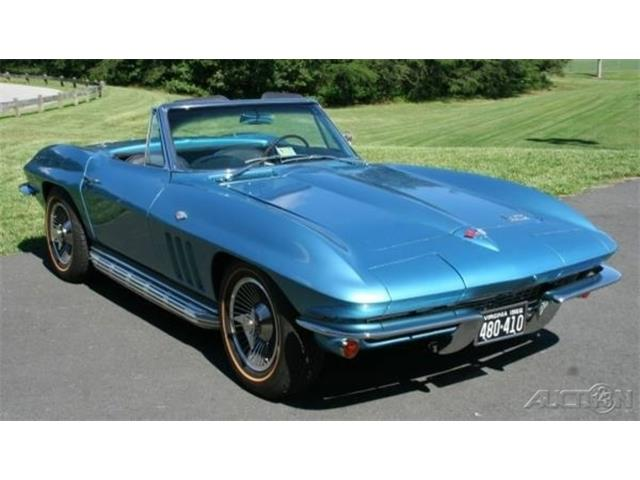 1966 Chevrolet Corvette Stingray | 930708