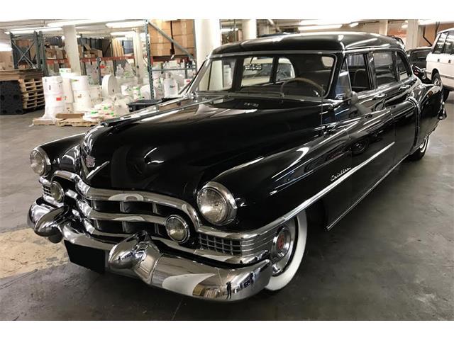 1951 Cadillac Fleetwood Limousine | 937096