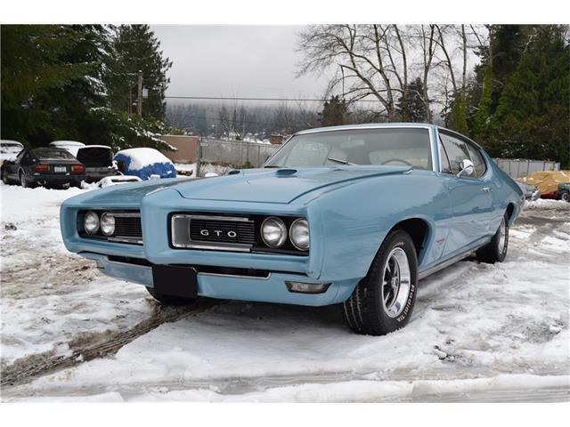 1968 Pontiac GTO | 937105