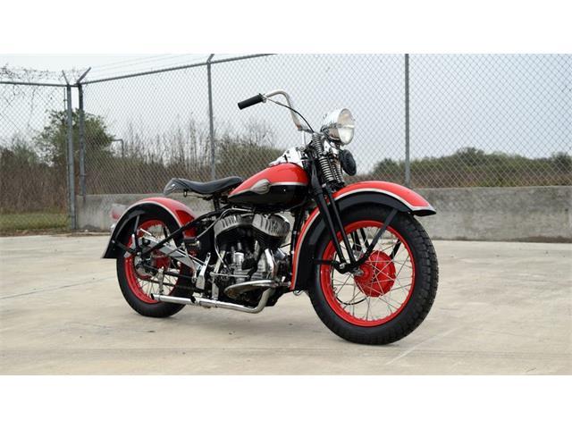 1942 Harley-Davidson WLA | 937108