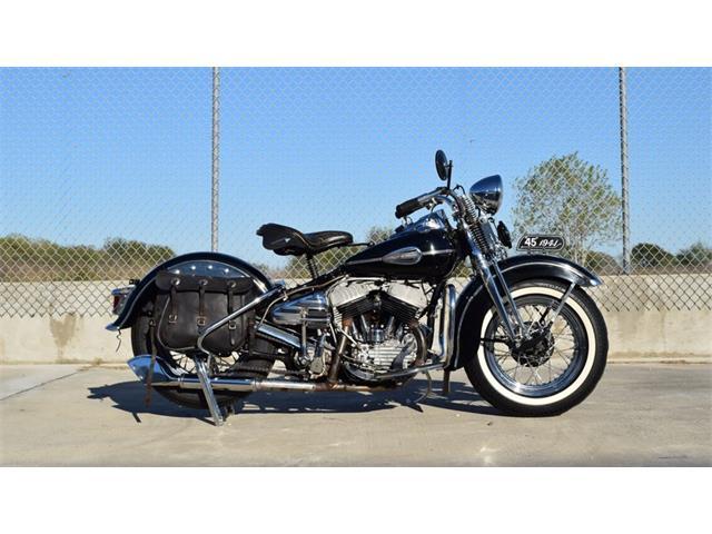 1941 Harley-Davidson WL45 | 937110