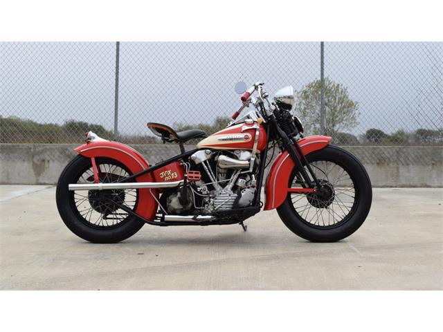 1947 Harley-Davidson TT Bobber | 937111