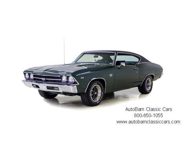 1969 Chevrolet Chevelle SS | 937117