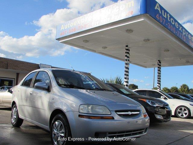 2006 Chevrolet Aveo   937127