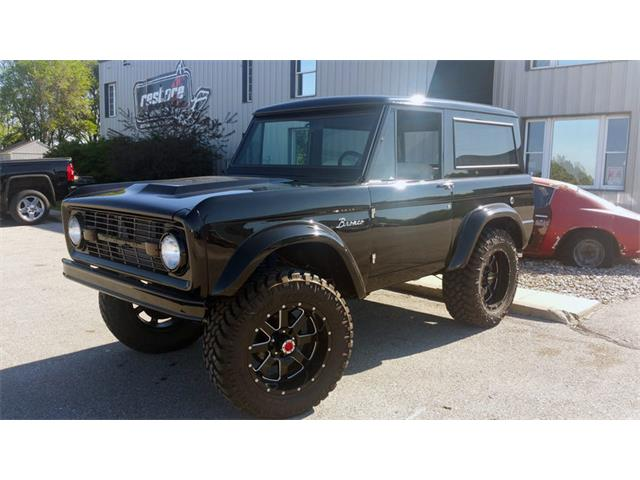 1977 Ford Bronco   937129