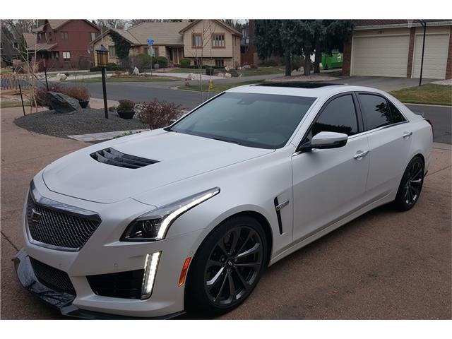 2016 Cadillac CTS | 937133