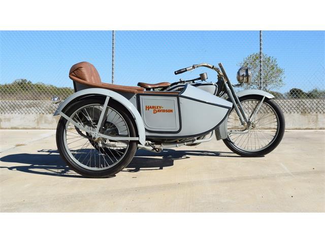 1916 Harley-Davidson With Sidecar | 937134