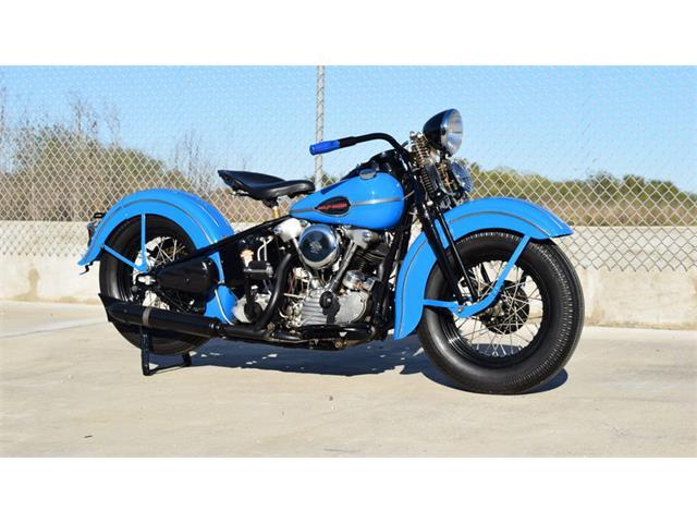 1941 Harley-Davidson Knucklehead | 937145
