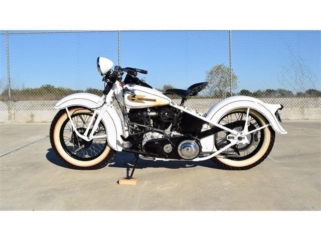 1937 Harley-Davidson Motorcycle | 937147