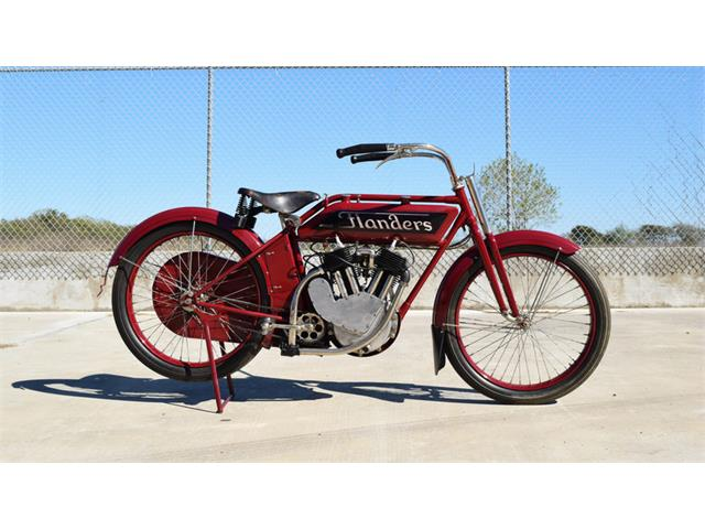 1914 Flanders Motorcycle | 937149