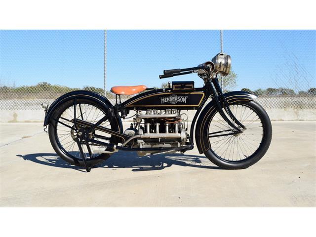 1917 Henderson Four | 937151