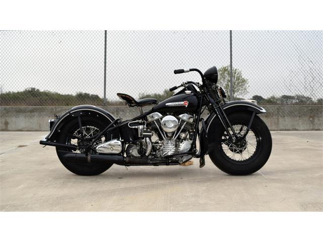 1948 Harley-Davidson FL Panhead Springer | 937155