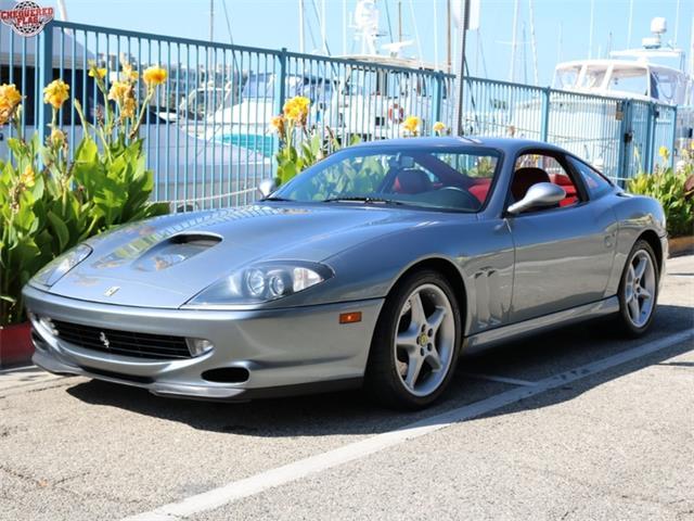 1997 Ferrari 550 Maranello | 930717