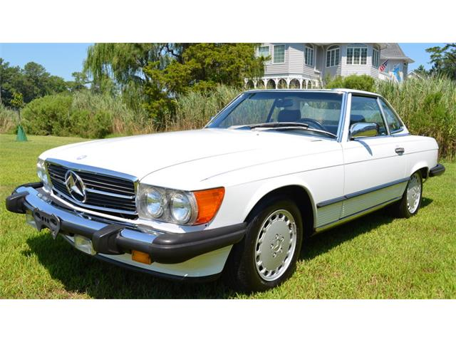 1988 Mercedes-Benz 560SL | 937176