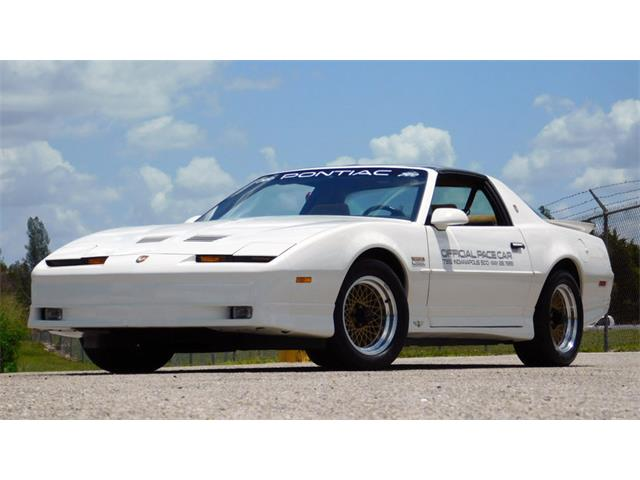 1989 Pontiac Turbo Trans Am | 937180