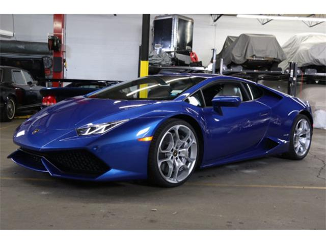 2015 Lamborghini Huracán   930719