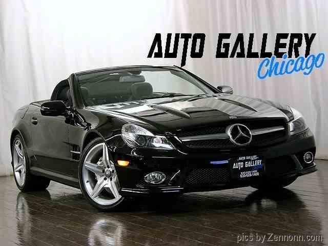 2011 Mercedes-Benz SL55 | 937201