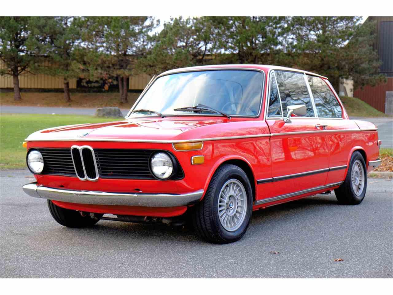 Trucks Under 5000 >> 1975 BMW 2002 for Sale | ClassicCars.com | CC-937210