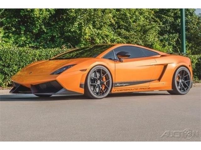 2012 Lamborghini Gallardo | 930722