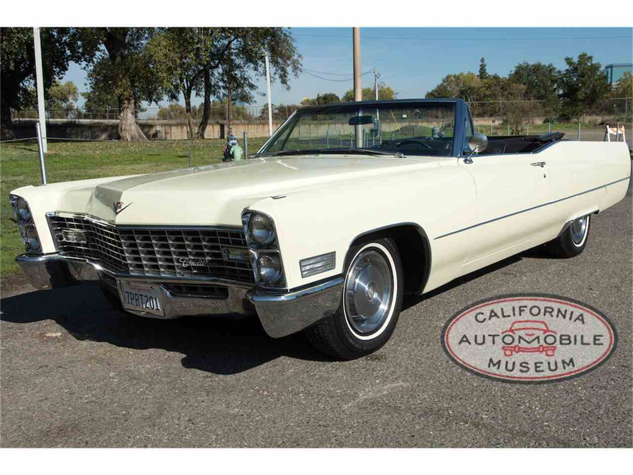 1967 cadillac deville for sale cc 937224. Cars Review. Best American Auto & Cars Review