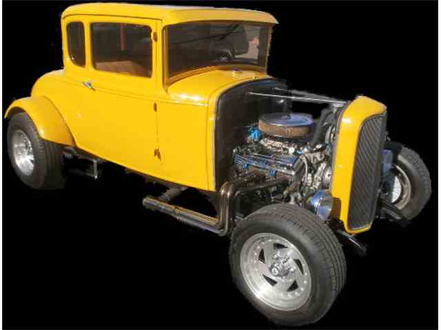 1931 Ford 5-Window Coupe | 937236