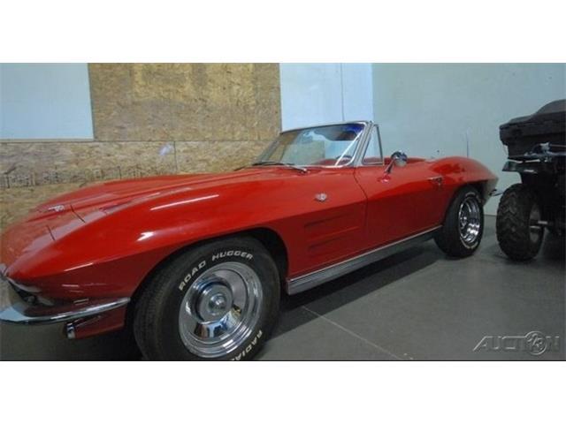 1963 Chevrolet Corvette | 930724