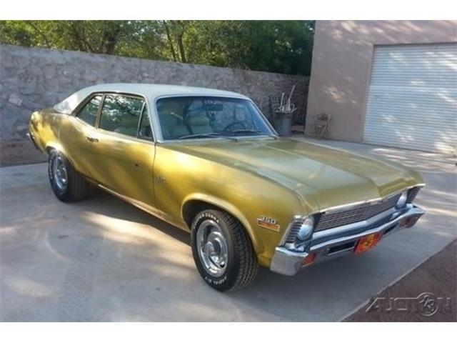 1972 Chevrolet Nova | 930726