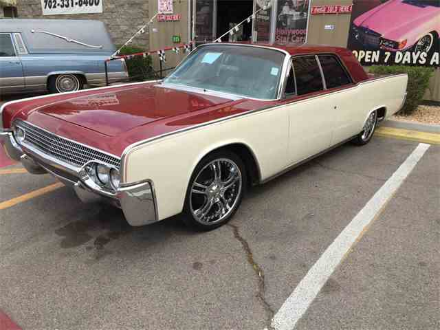 1961 Lincoln Continental | 937266