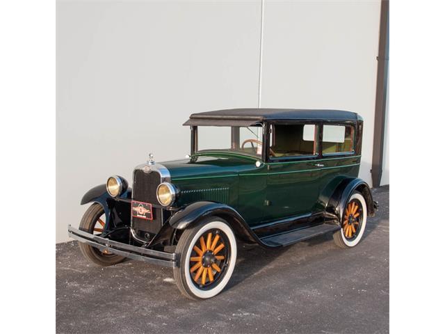 1928 Chevrolet Model AB 2 DR Sedan | 937270