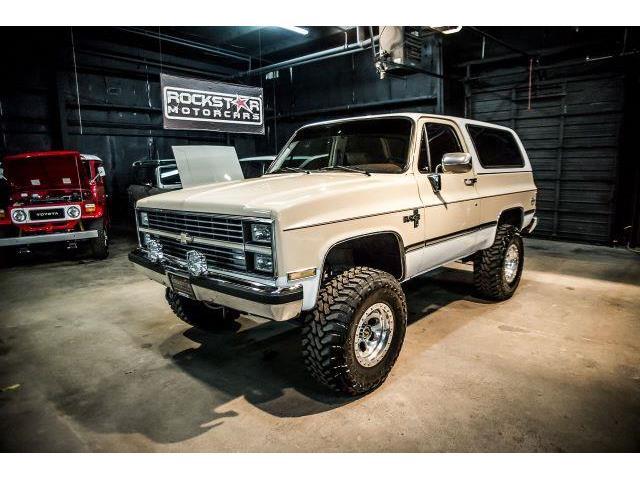 1984 Chevrolet C/K 10 Blazer | 937284