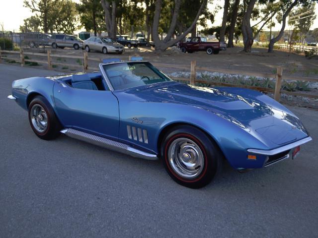 1969 Chevrolet Corvette | 937292