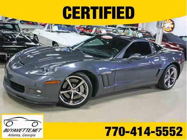 2011 Chevrolet Corvette | 937293