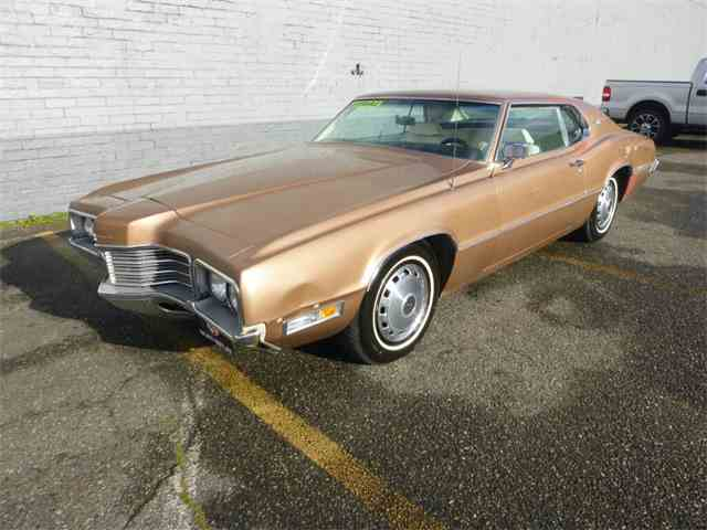1971 Ford Thunderbird | 937299