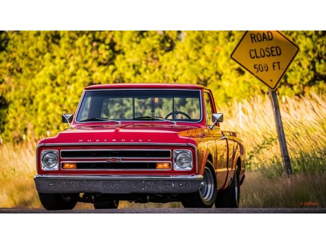 1968 Chevrolet C/K 10 | 937303