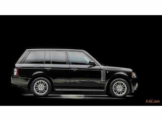 2011 Land Rover Range Rover | 937308