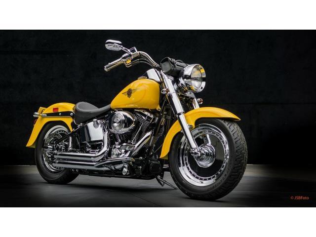 2001 Harley-Davidson Fat Boy | 937315