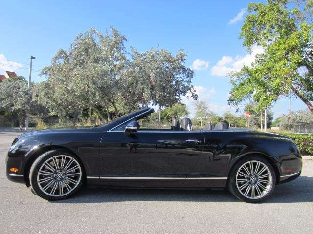 2010 Bentley Continental GTC | 937321