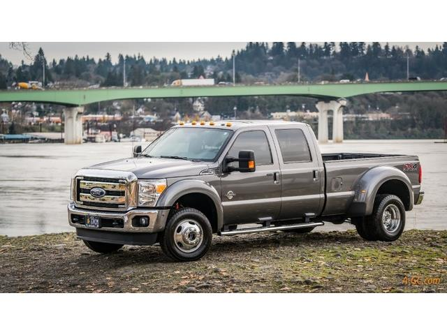2014 Ford Super Duty F-450 DRW | 937323
