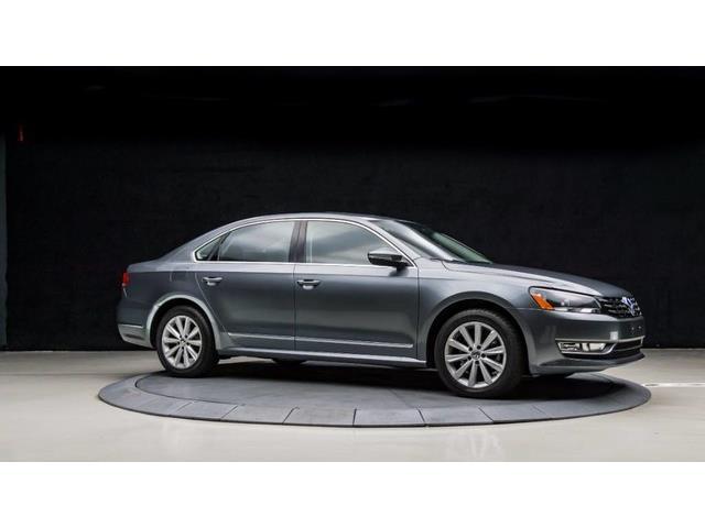 2012 Volkswagen Passat | 937324