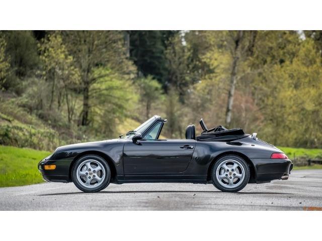 1995 Porsche 911 Carrera | 937326