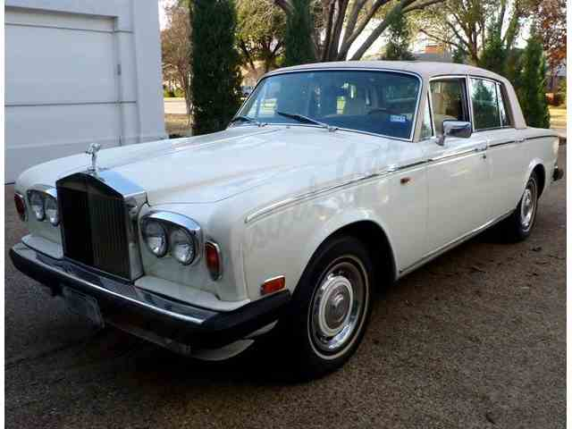 Picture of '77 Silver Shadow II - K392