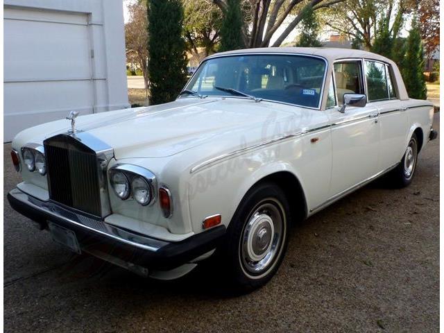 1977 Rolls-Royce Silver Shadow II | 937334
