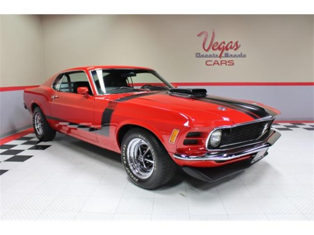 1970 Ford Mustang | 937338