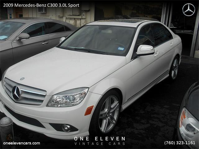 2009 Mercedes-Benz C300 3.0L Sport | 937354