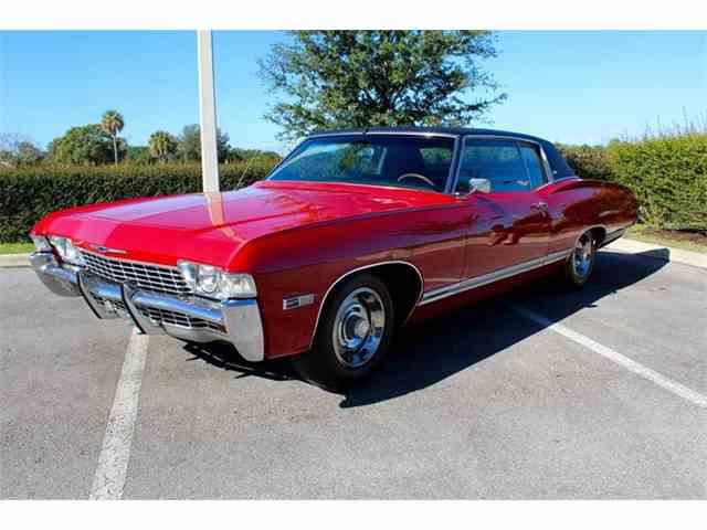 1968 Chevrolet Caprice | 937361